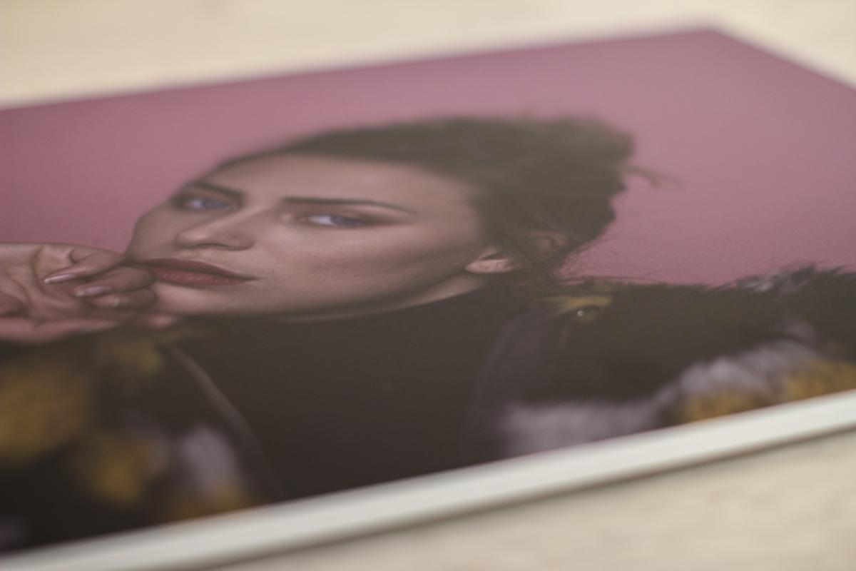 Saal-Digital: Foto auf Hartschaumplatte