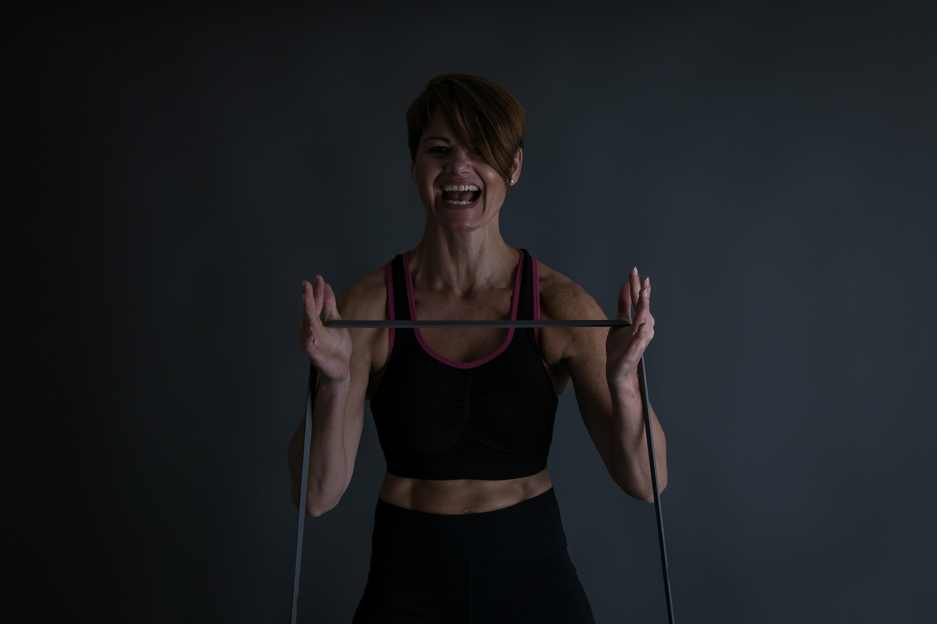 Personal Trainer Businessfotografie