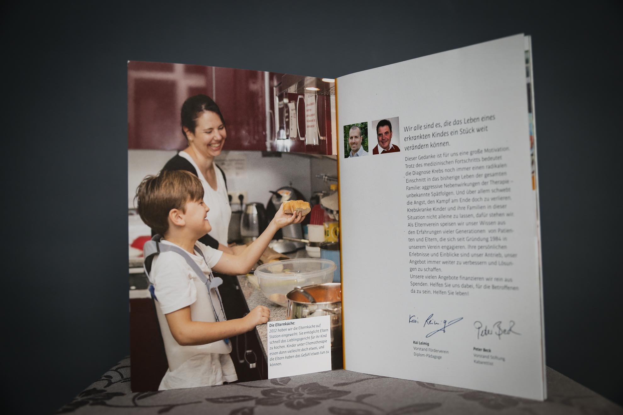Fotografie für Flyer & Broschüre