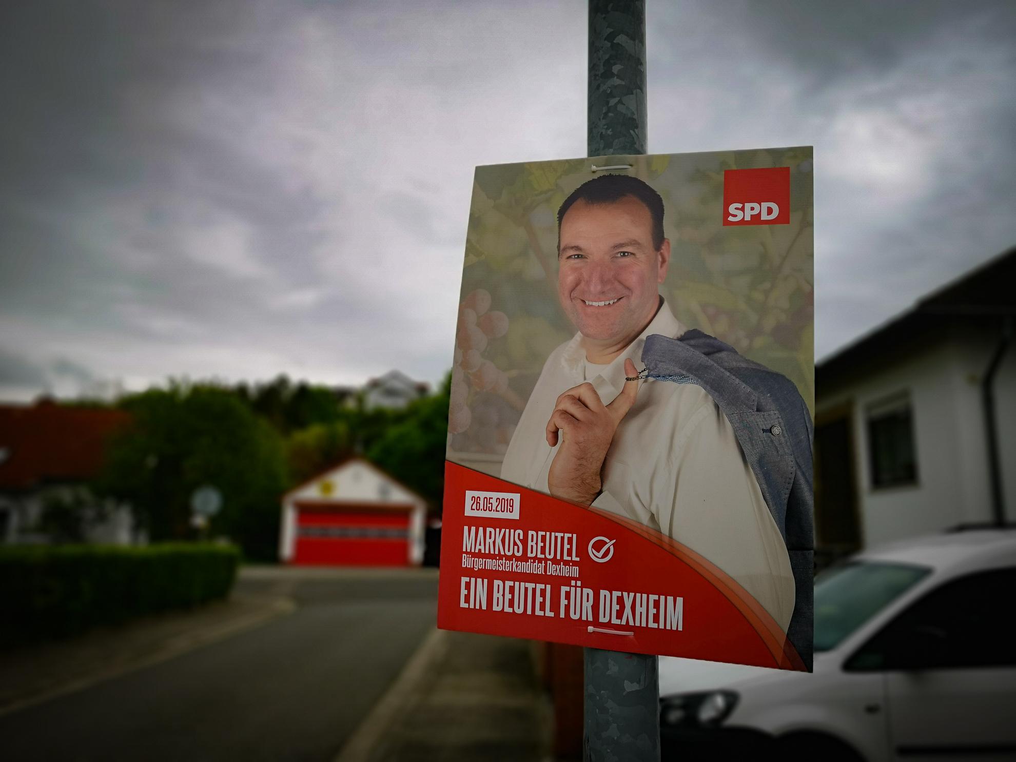 Kandidaten Fotos für die SPD Dexheim | Wahlkampffotografie
