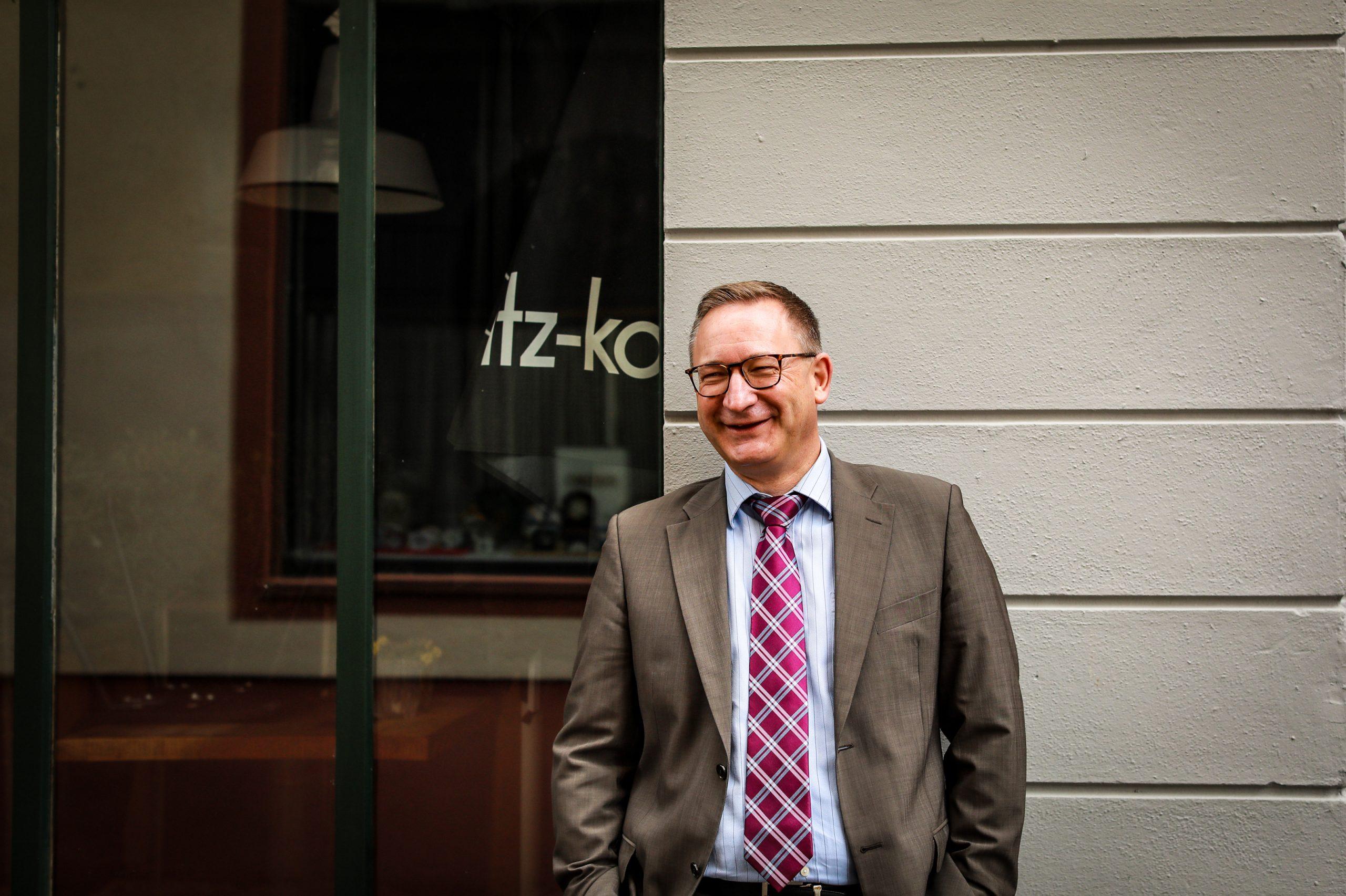 Portraits – Marko in Mainz